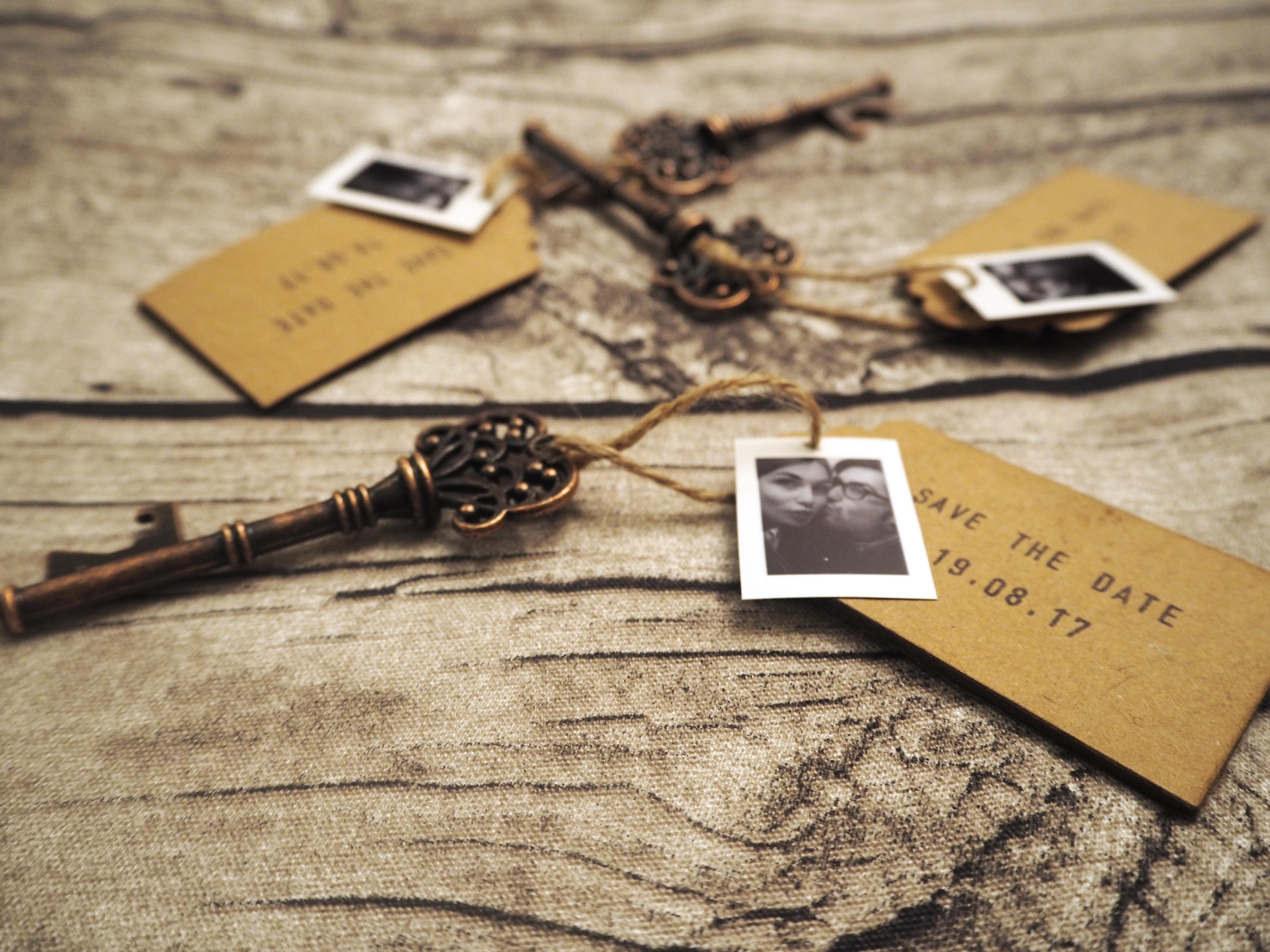 Save The Date Karten Vintage.Diy Save The Date Karten Für Deine Vintage Hochzeit
