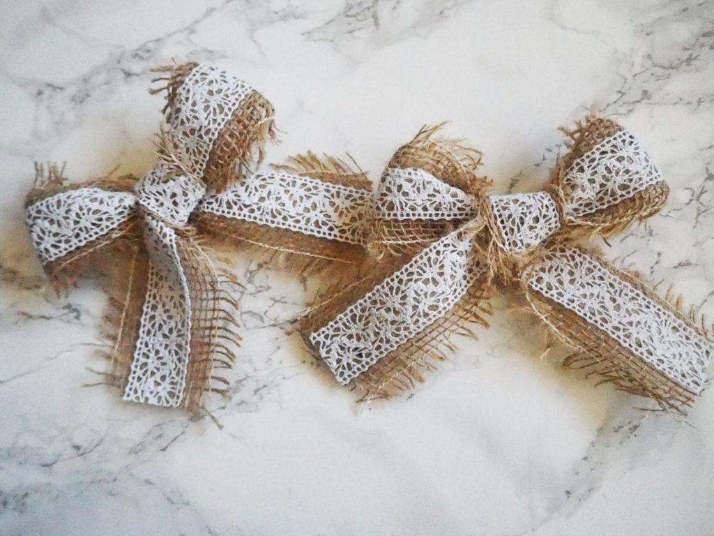 5 Minuten Diy Autoschleifen Fur Die Hochzeit Im Vintagestil
