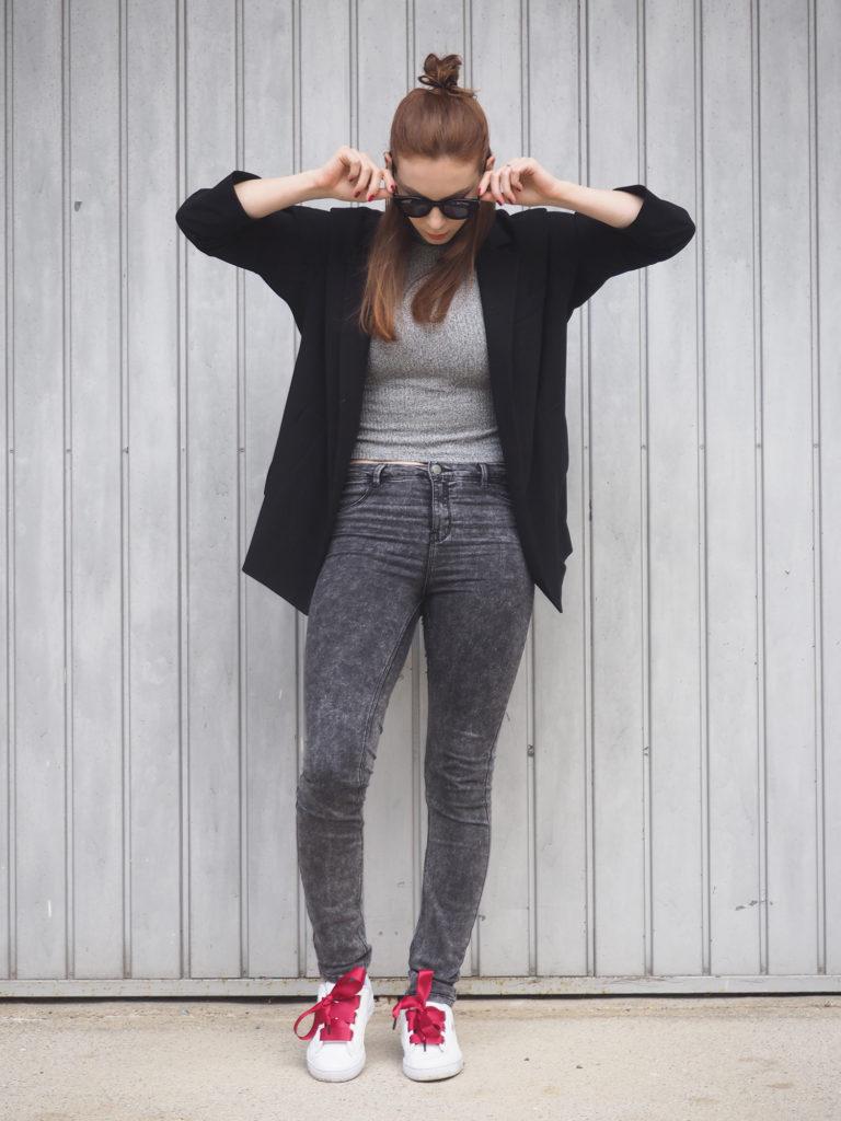 diy-outfit-schwarzer-oversized-blazer