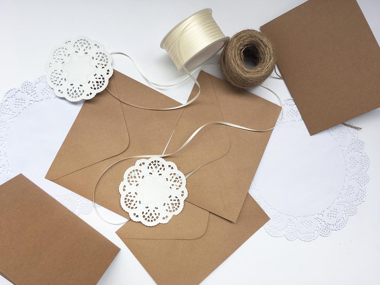 Diy hochzeitseinladungen vintage spitze materialien - Hochzeitseinladungen mit spitze ...