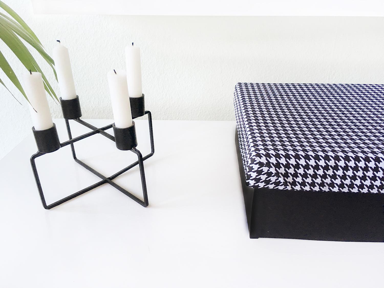 diy vom schuhkarton zur skandi box aufbewahrung selber. Black Bedroom Furniture Sets. Home Design Ideas