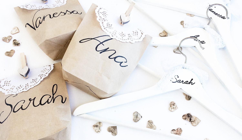 Vintage Hochzeit Diy Geschenke Verpackung Für Deine