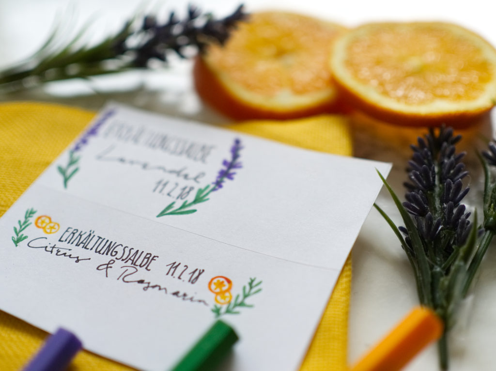 diy-erkaeltungssalbe-selbermachen-etiketten-verzieren