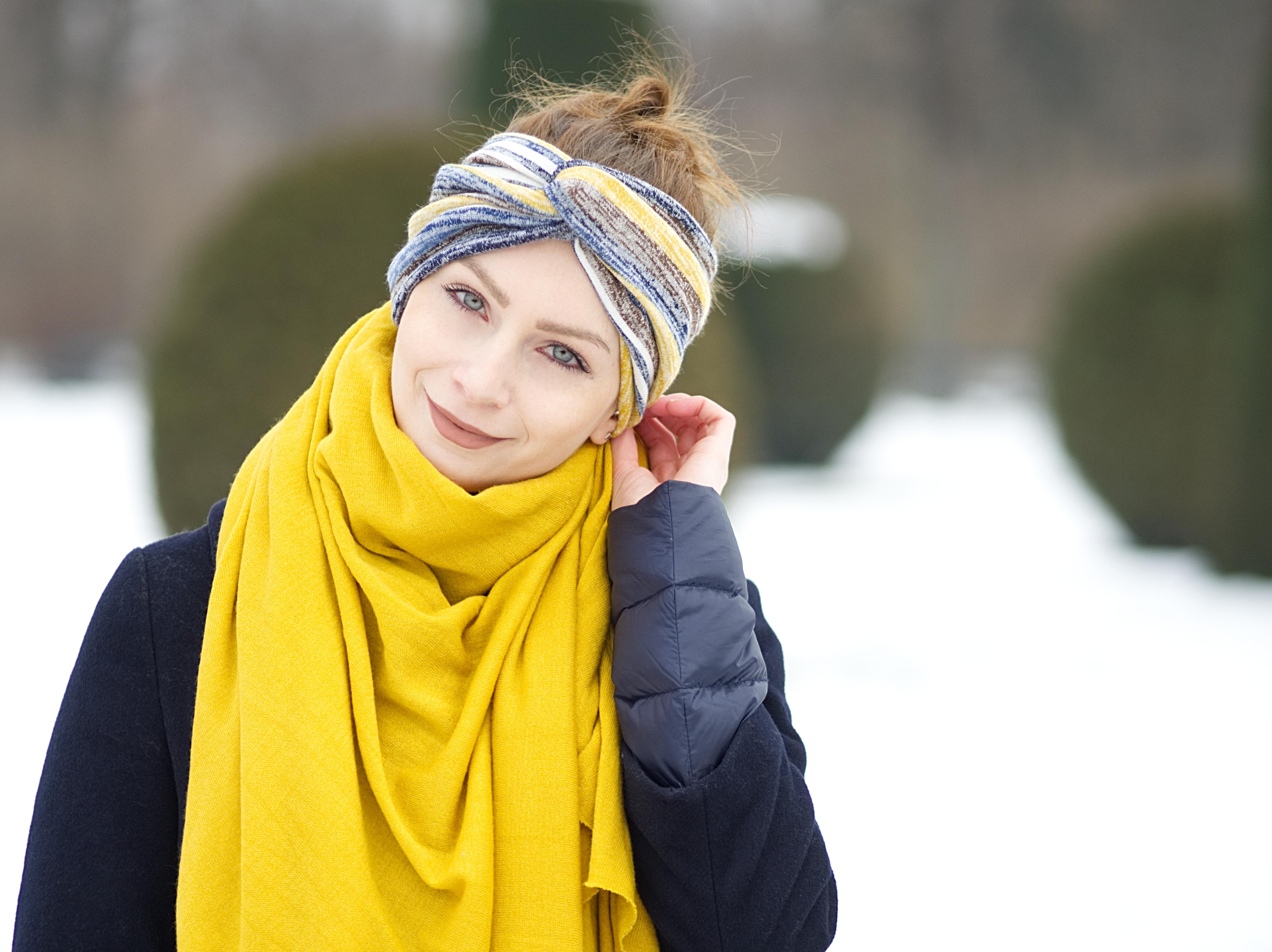 Stirnband selber nähen DIY Nähanleitung für Anfänger