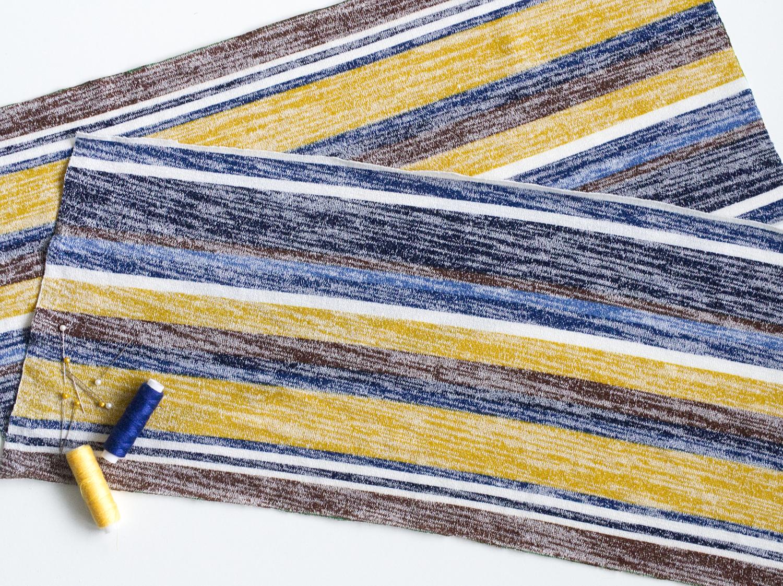 diy stirnband naehen stoffe zuschneiden. Black Bedroom Furniture Sets. Home Design Ideas