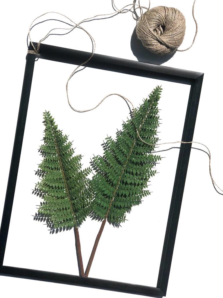 diy-bilderrahmen-pflanzenbilder-balkon-garten-jutekordel