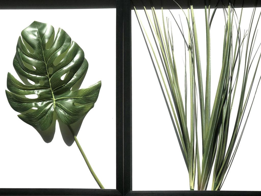 diy-bilderrahmen-pflanzenbilder-balkon-garten-kunstpflanzen-anordnen