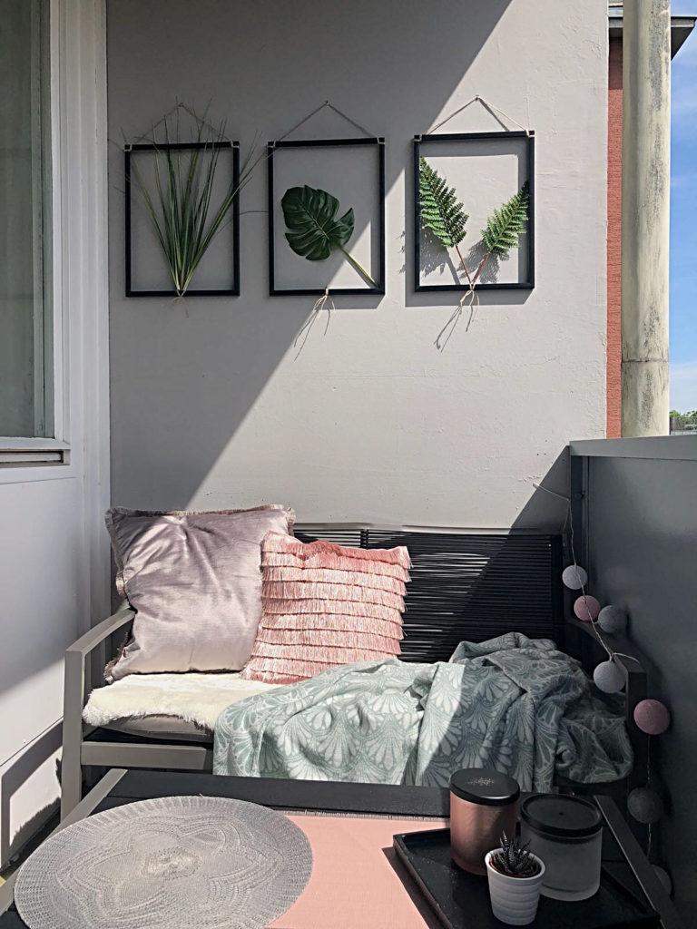 diy-bilderrahmen-pflanzenbilder-balkon-garten