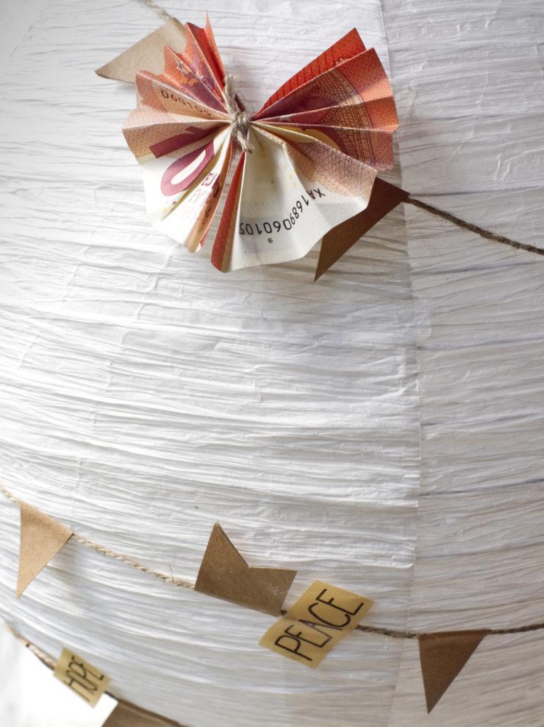 Susser Heissluftballon Als Kreatives Gastgeschenk Zur Hochzeit