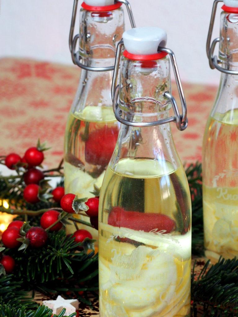 diy-Weihnachtsgeschenke-geschenkidee-speiseoel-geschmack