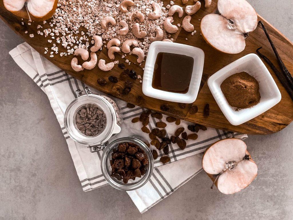 gesundes-granola-rezept-selber-machen-zutaten