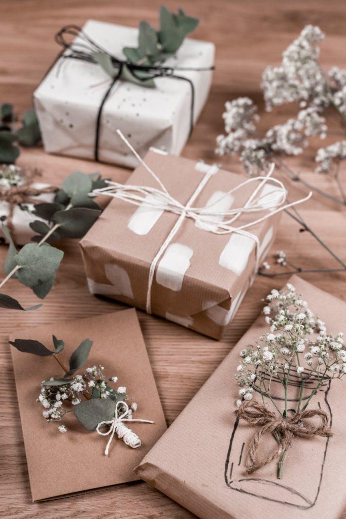 geschenkpapier-basteln
