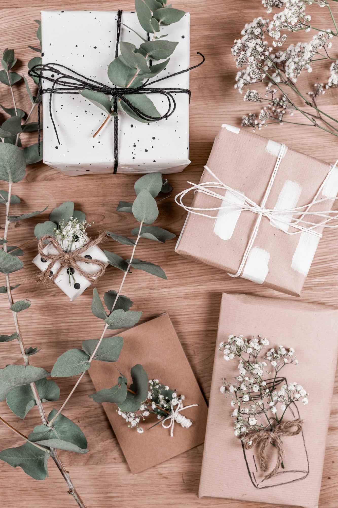 geschenkpapier-selbermachen