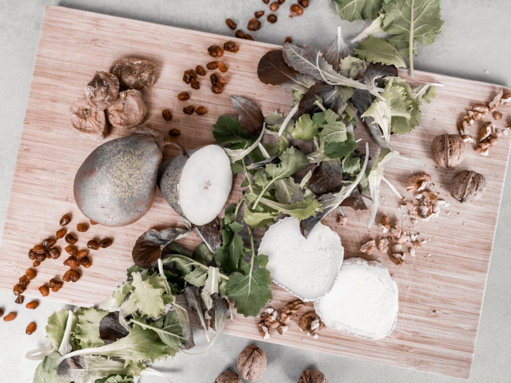 ziegenkäse-salat-zutaten