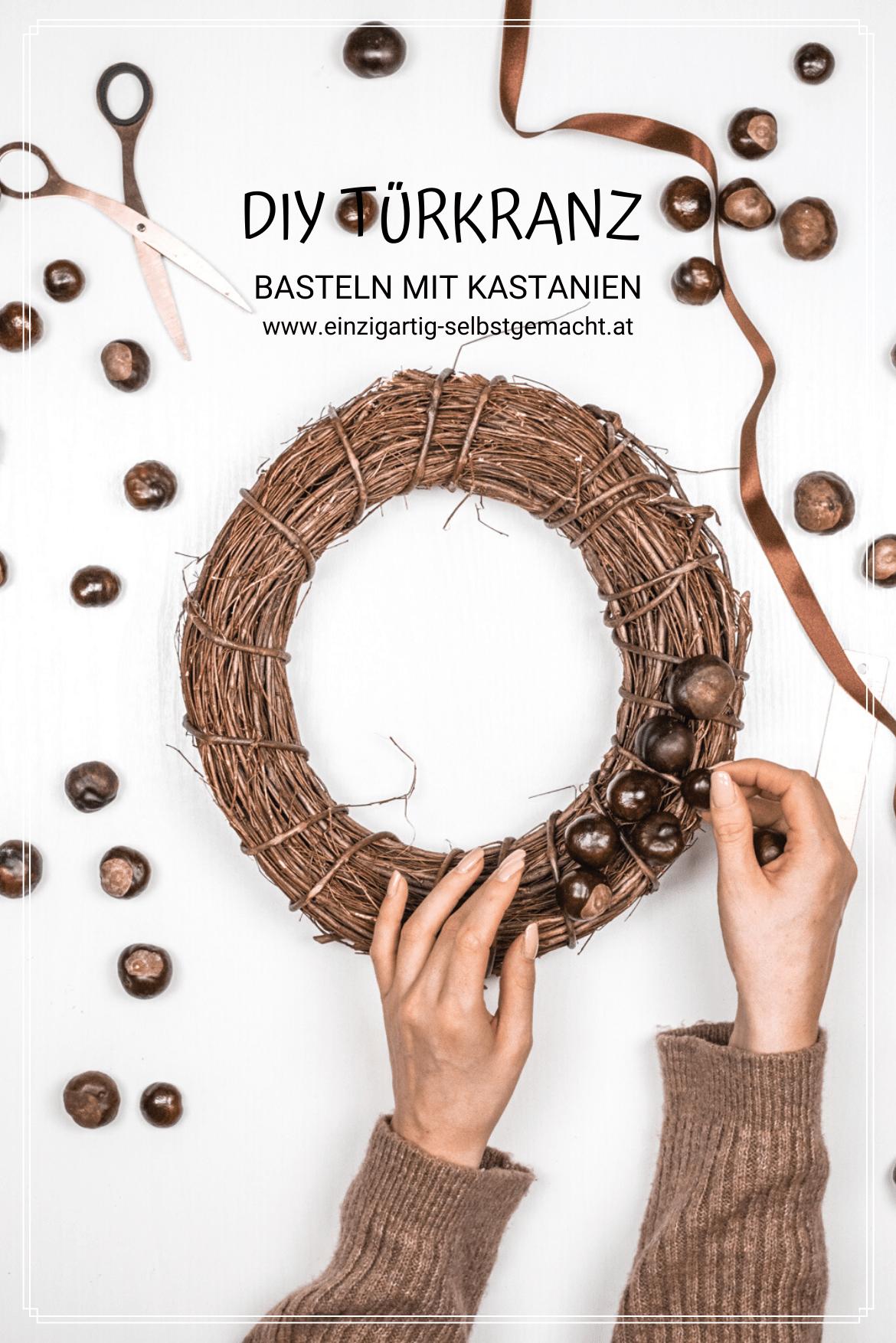 basteln-mit-kastanien