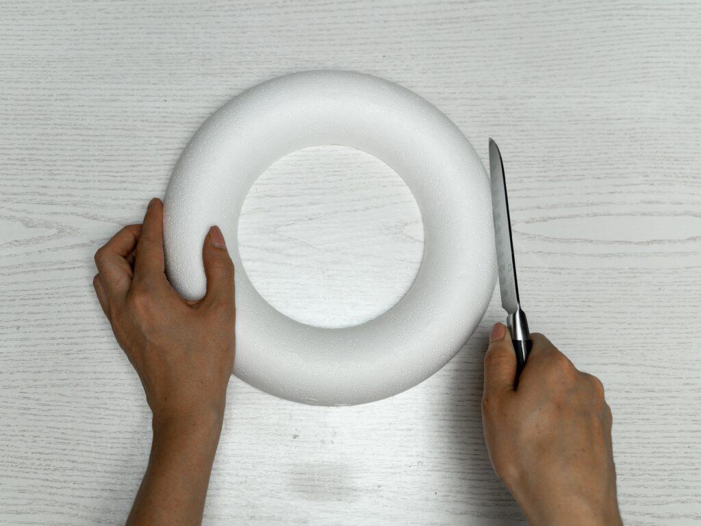 ring-zurecht-schneiden